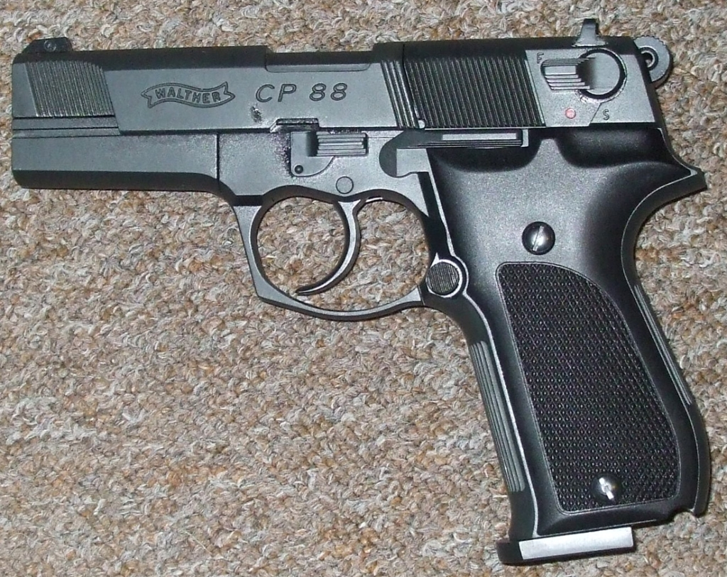 Umarex Walther Cp 88 The Pistol Place