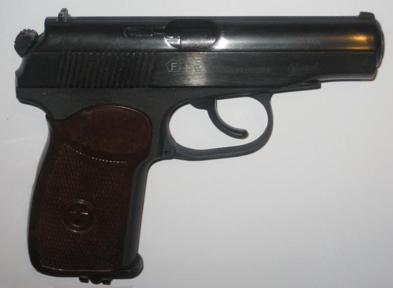Baikal MP-654K Review | The Pistol Place