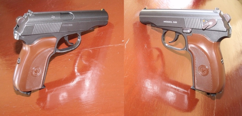 M59 pair on table