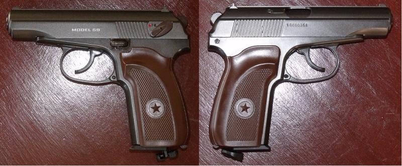 Model 59 6mm combined