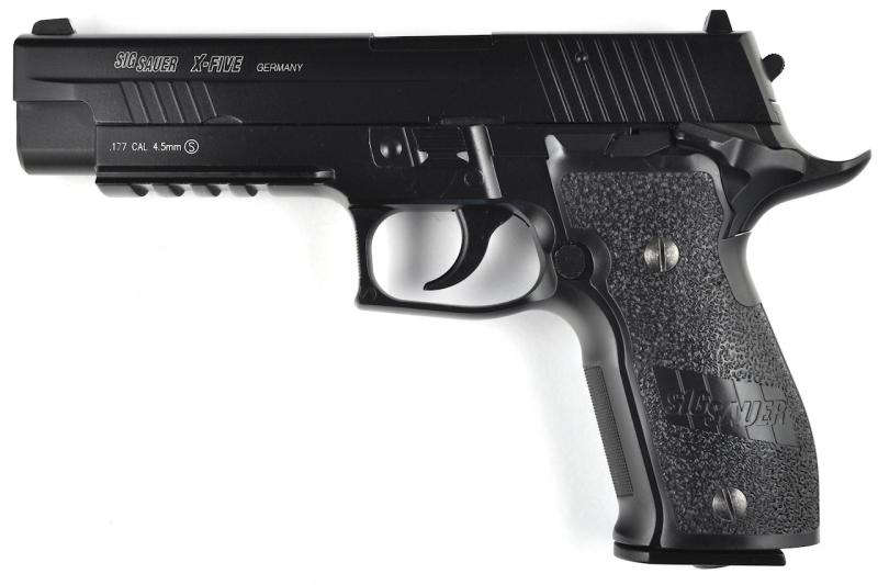 Cybergun SIG Sauer P226 X-Five   The Pistol Place