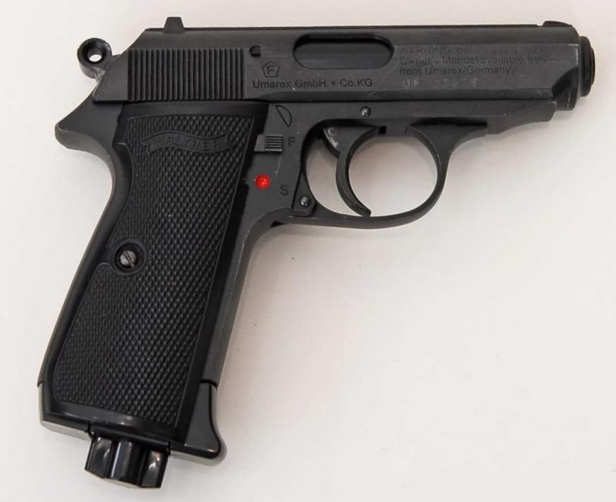 classic handguns the walther ppk the pistol place rh pistolplace wordpress com Umarex Walther PPK CO2 Umarex Walther PPK CO2