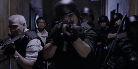The-Raid-Elite-Police