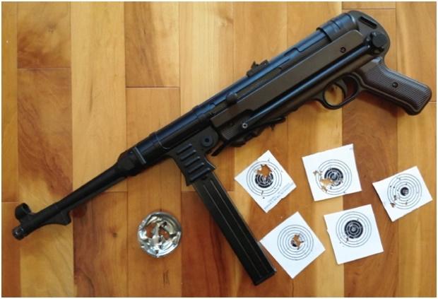 Umarex Legends MP40 First Impressions